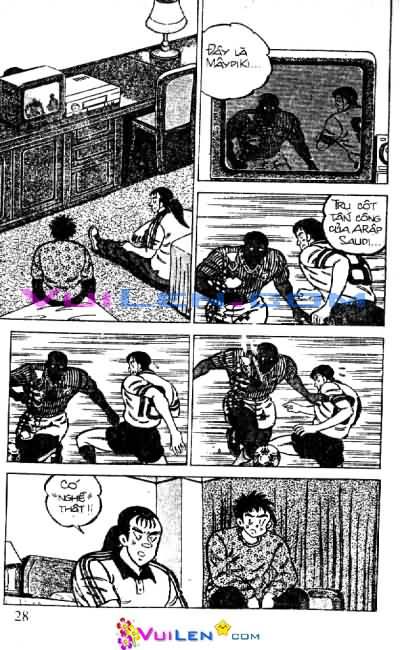 Jindodinho - Đường Dẫn Đến Khung Thành III Tập 57 page 28 Congtruyen24h