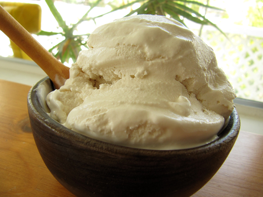 Home Skillet - Cooking Blog: Very Vanilla Egg-Free Ice Cream