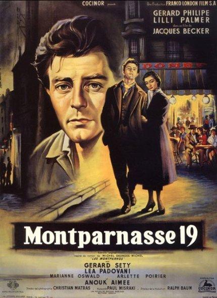 Những Tình Nhân Ở Montparnasse