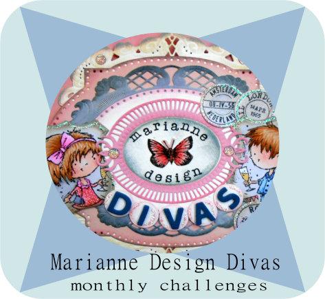 Marianne design Diva´s challenge