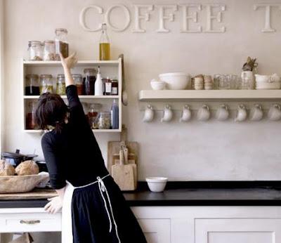 Shabby Chic Con Amore - Casa Shabby Chic.: Idee per la cucina ...