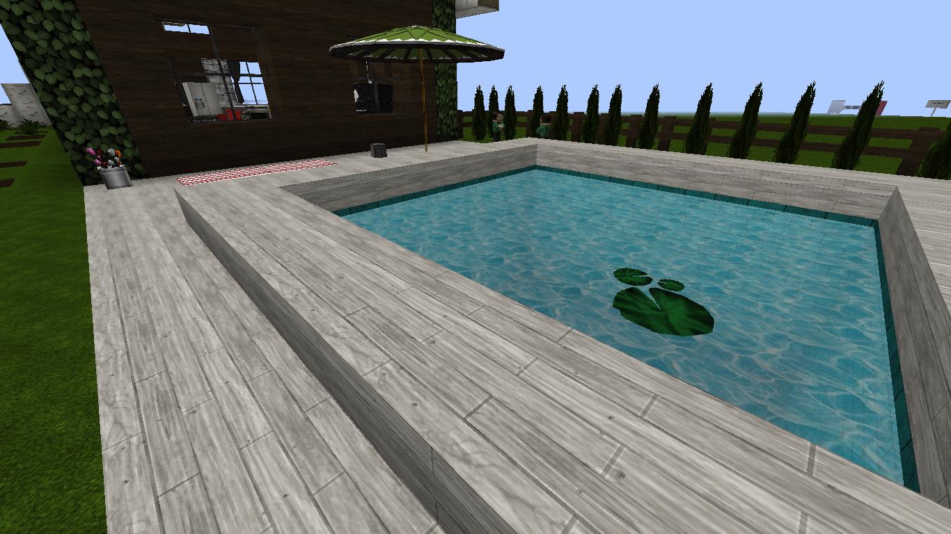 Minecraft decoraci n con comandos - Decoraciones para minecraft sin mods ...