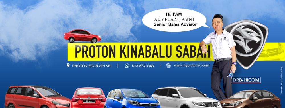 Proton Kinabalu Sabah™