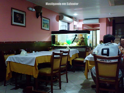 Porto Bardauê: Ambiente
