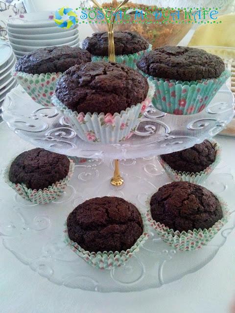 Çikolatalı Muffin Kek Tarifi Muffin Kek Nasıl Yapılır?