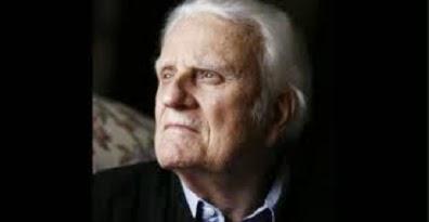 Ginger Kauffman: Billy Graham – The Man and the Message