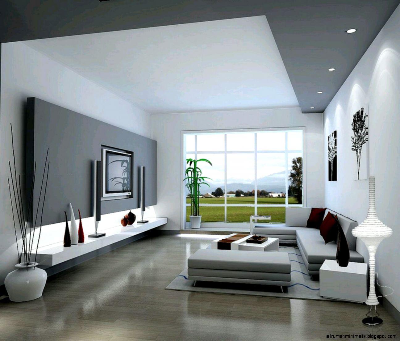design interior minimalis untuk rumah kecil  Cara Mendesain Rumah