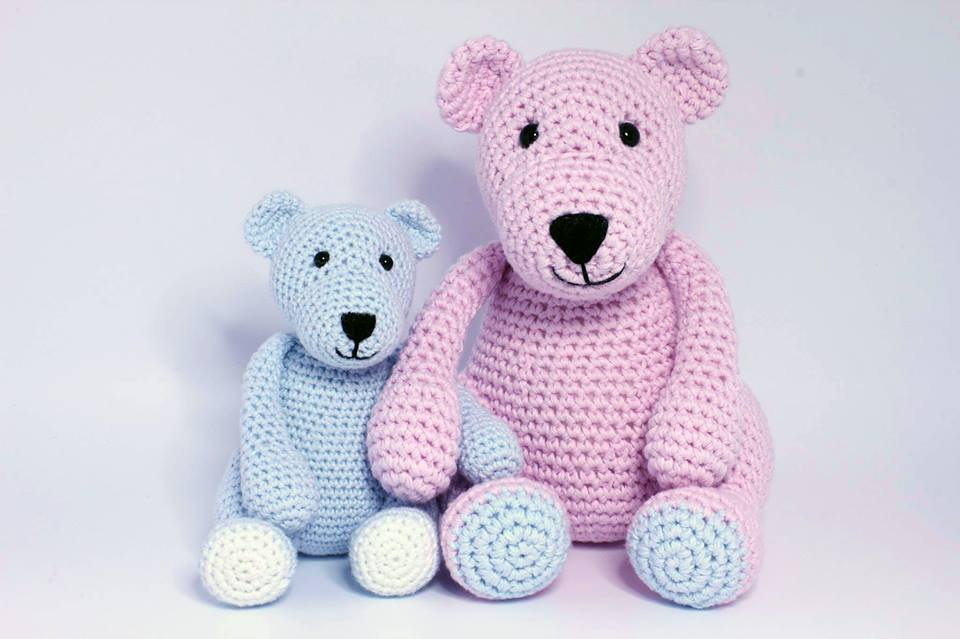 Heart Sew How To Easily Enlarge Any Amigurumi Mesmerizing How To Enlarge A Pattern