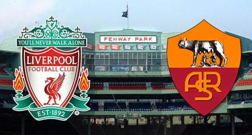 Liverpool vs AS Roma Friendly Match 2014