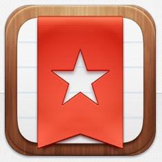 Wunderlist pour tablette Android
