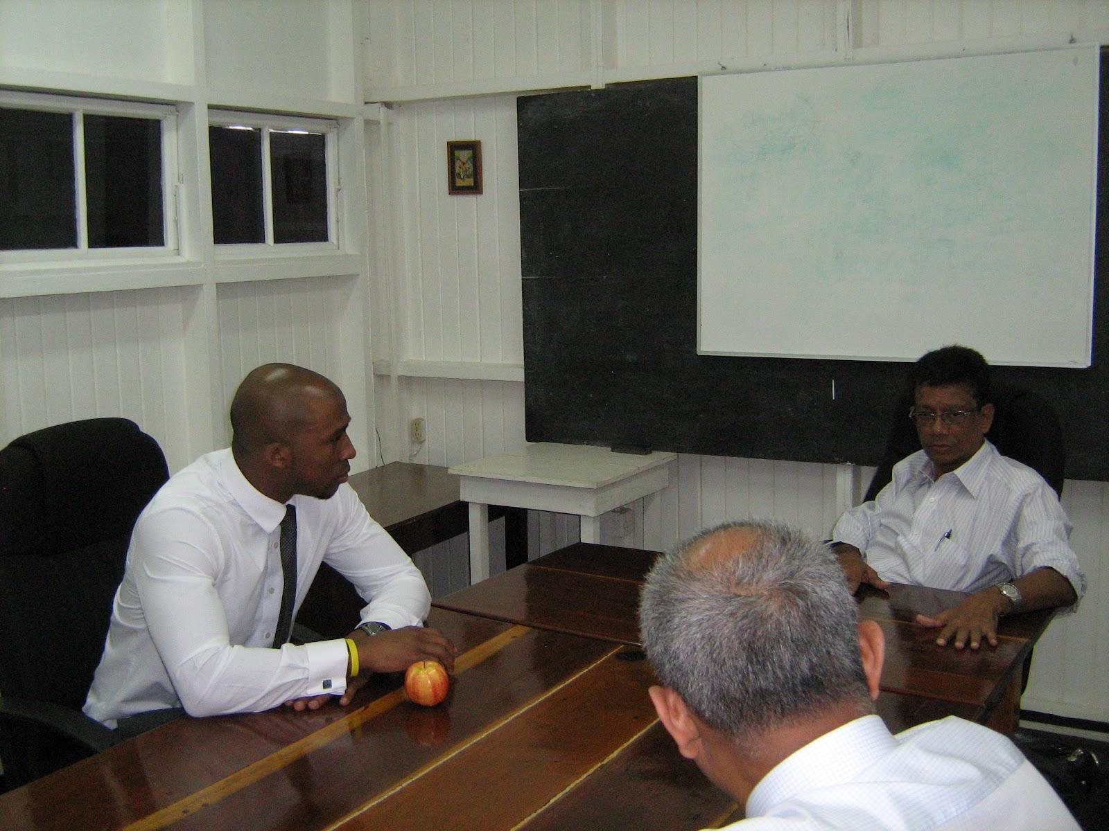 Ryan Hinds - Guyana Help The Kids