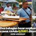 Dua bahagian besar serpihan pesawat AirAsia QZ8501 telah ditemui