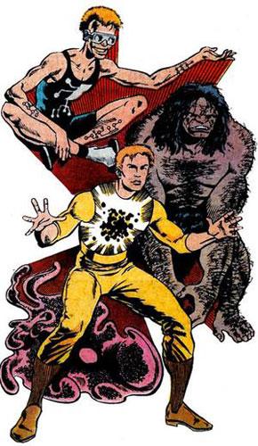 15 Superhero Terburuk di Dunia Komik: Manikin