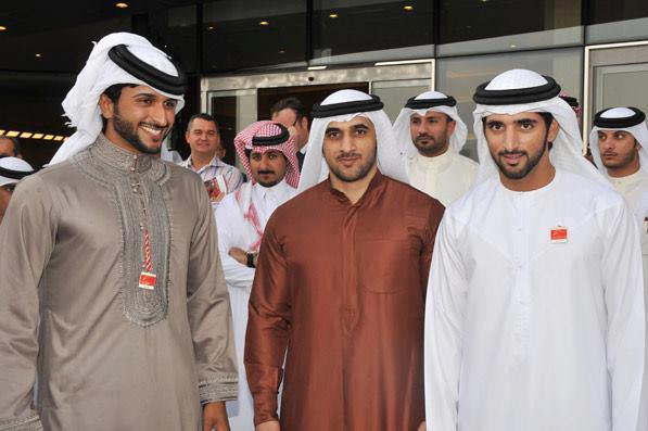 Fazza3 sheikh hamdan wedding