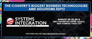 Systems Integration Philippines Expo 2015