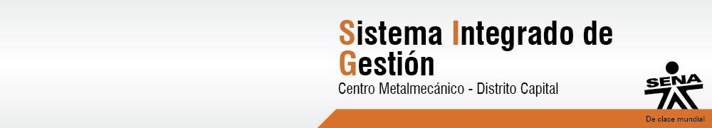 Sistema Integrado de Gestión de Calidad CMM
