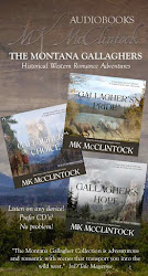 MK McClintock's Montana Gallagher's Series