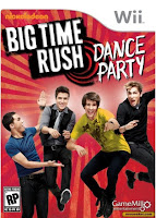 Big Time Rush: Dance Party – Wii