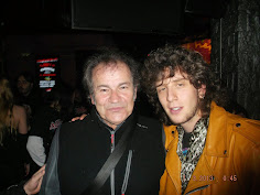 Con Julio Castejón todo un artista.