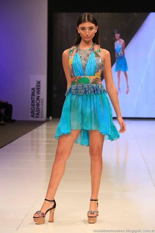 Benito Fernández vestidos verano 2015 Moda verano 2015.