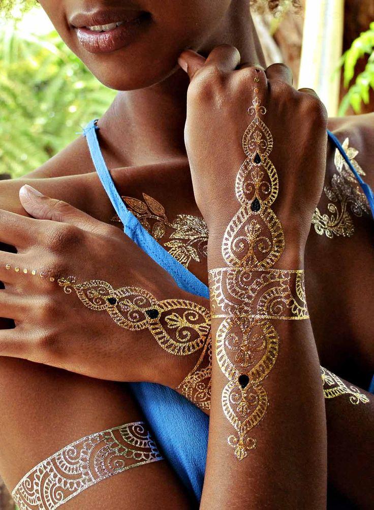 Flash Tattoos, O Acessório para o Verão