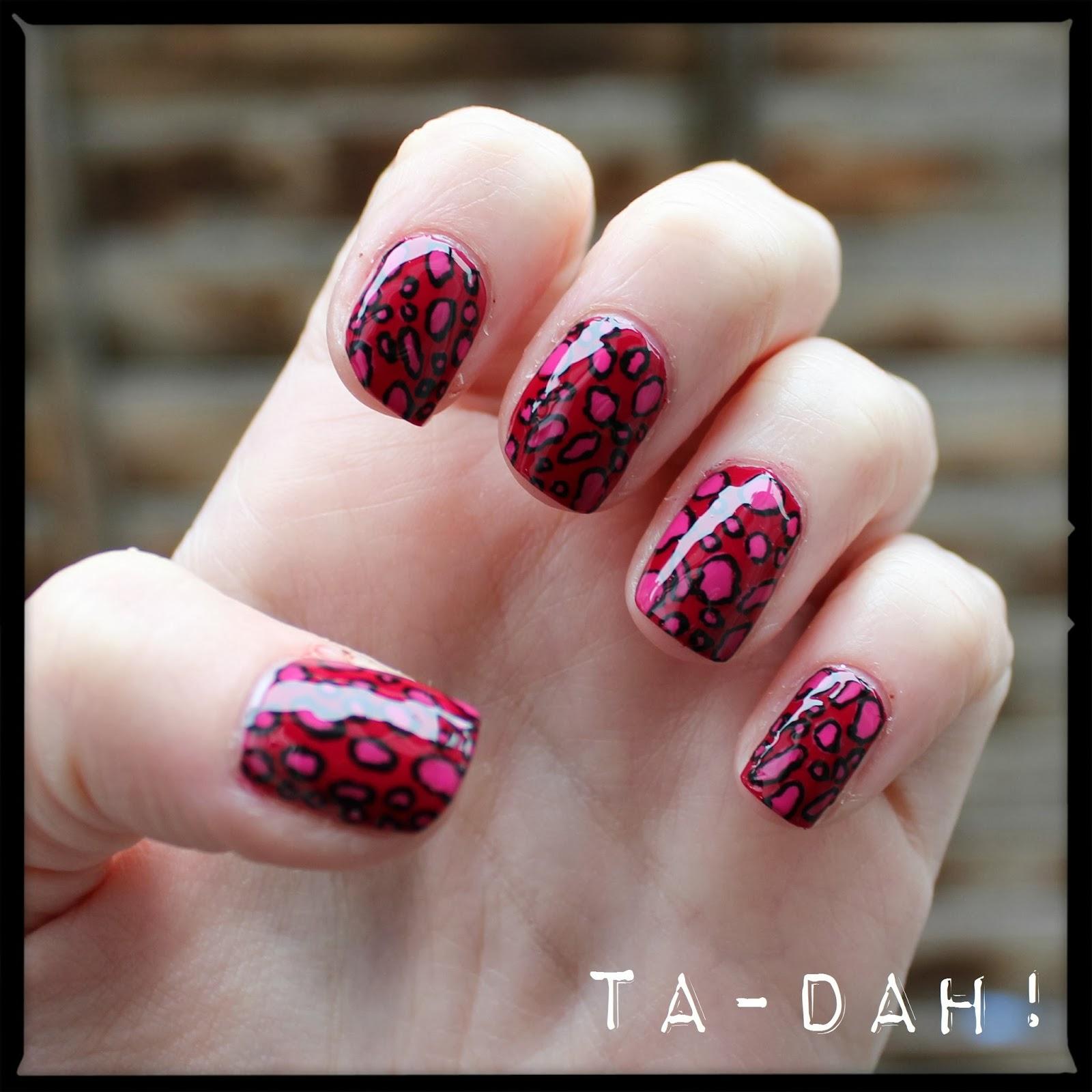 Dahlia Nails: Nail Inspo: Kenzo Clutch