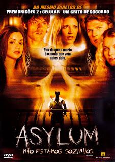 Asylum: Não Estamos Sozinhos - DVDRip Dual Áudio