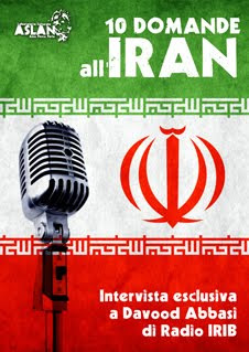 Intervista a Radio IRIB
