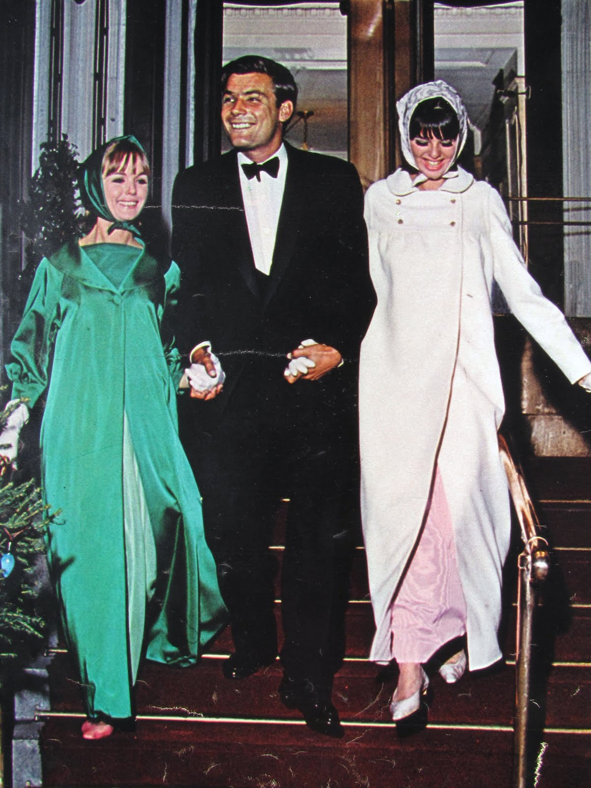 Early 1960s mens fashion what to wear new year s 1964
