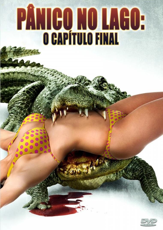 Pânico no Lago 4: O Capítulo Final – Dublado (2012)
