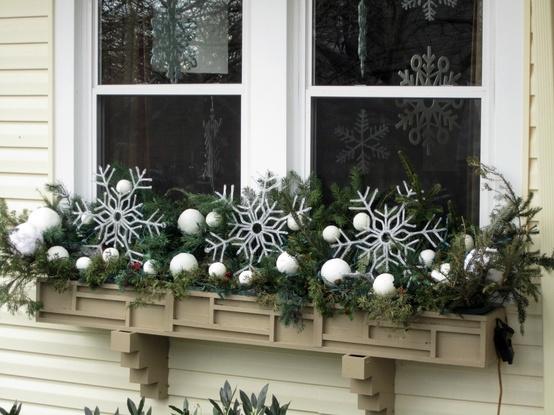 R zs k kertje vir g s dekor tegy nk k lt rre is nnepi - Winter flowers for balcony ...