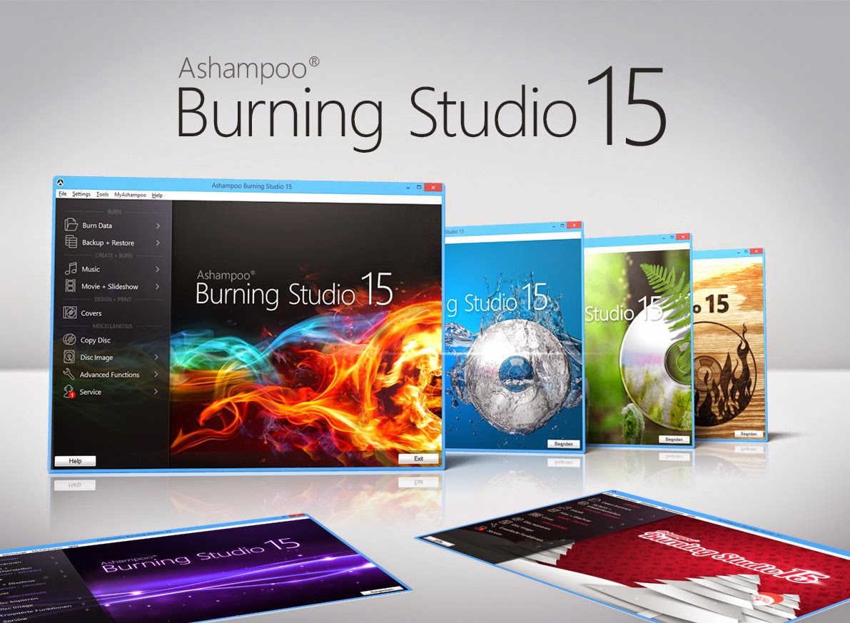 ashampoo burning studio 15 serial key free download