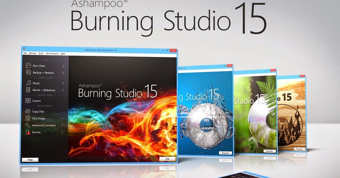 ashampoo burning studio 9 serial key
