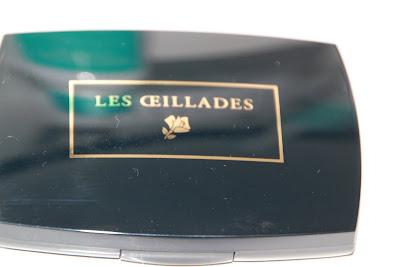 lancome palette blondette fatale test avis essai blog collection automne 2011