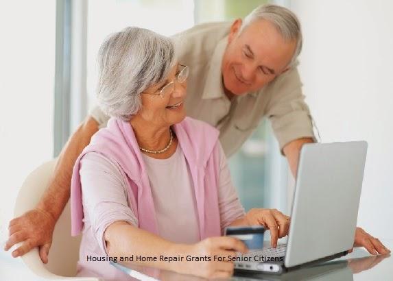 Free Housing and Home Repair Grants For Seniors
