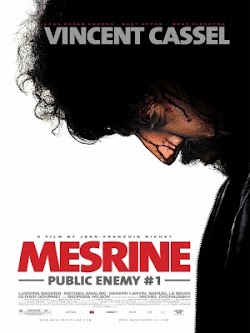 Vụ Án Bí Ẩn 2 - Mesrine: Public Enemy Number One (2008) Poster