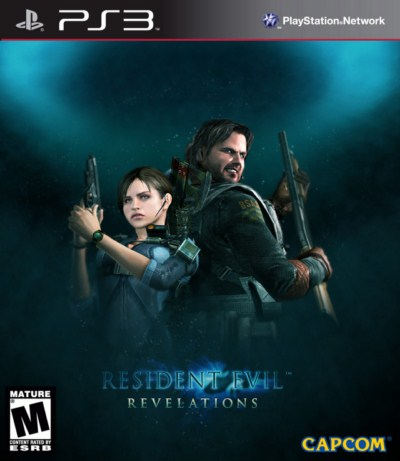 Resident Evil Revelations PS3 game