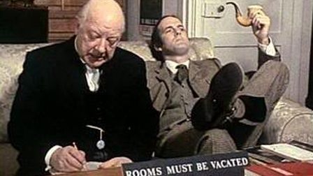 The Strange Case of the End of Civilization as We Know It Starring John Cleese and Arthur Lowe