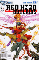 Red Hood and the Outlaws - New 52 - 22/06/2013