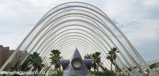 L'Umbracle-Valencia
