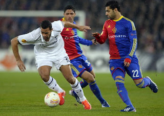 Basel Pulangkan Spurs Lewat Adu Penalti
