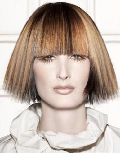 Glamorous Blonde Hair Highlights 2014