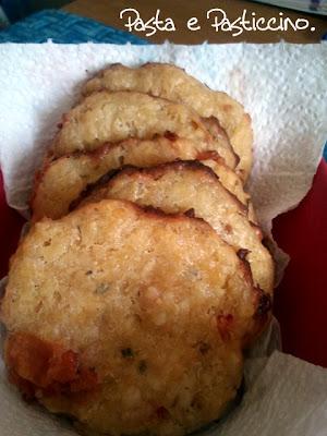 cookies ... al parmigiano&pomodoro