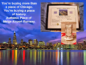 Buy a piece of Chicago's Meigs Field Airport - CLICK ON AD