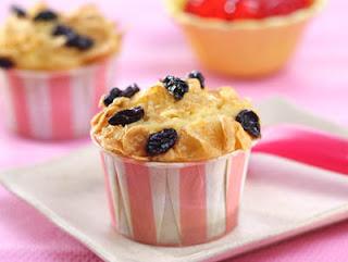Resep Cupcake Cornflakes