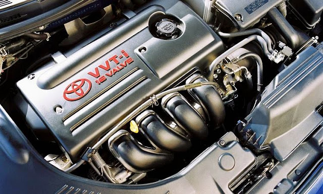 VVT-i (Variable Valve Timing with intelligence)