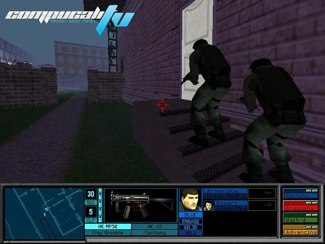 Captura Tom Clancy's Rainbow Six 1 PC Juego