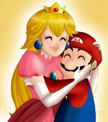 Un aplauso a Mario Bros que recorre tierra, fuego y aire para rescatar a su princesa ;)