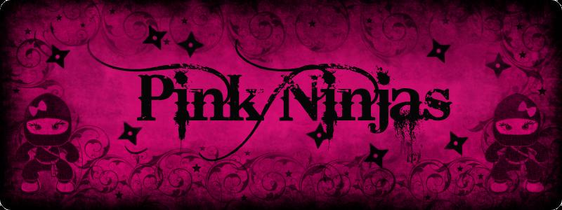 the pink ninjas