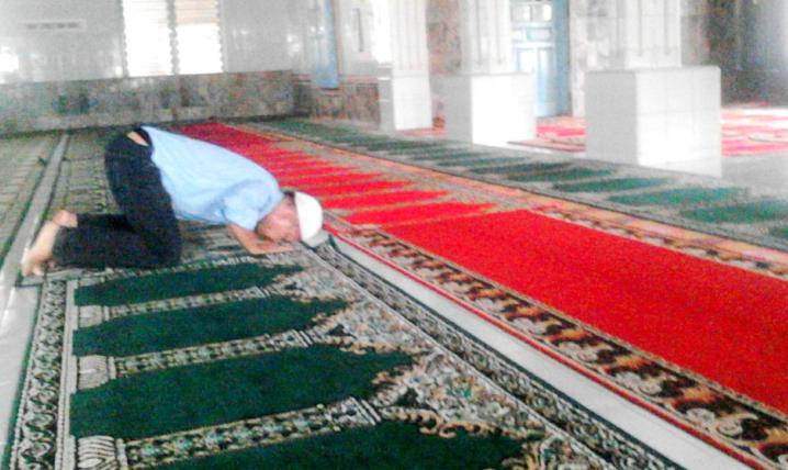 penderitaan adalah bukti cinta para sufi